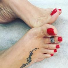 Mature Toes & Arches