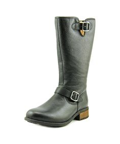 65c57760e8e2 UGG Ugg Australia Chancery Women Leather Brown Motorcycle Boot.  ugg  shoes    Braune