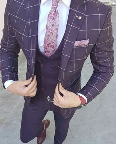 Look sharp while wearing a suit with @ tuckedtrunks com menswear menwithclass suitup suitedup Menssuits edgymensfashion is part of Suits - Best Suits For Men, Cool Suits, Mens Fashion Suits, Mens Suits, Male Clothes, Stylish Men, Men Casual, Blue Suit Men, Classy Suits