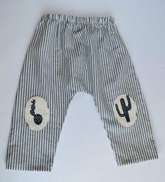 Gerder Neutral Linen Pants/ Linen Pants / Boy Pants / Girl Pants / Toddler Pants / Baby Pants / Hip Pants by WithLoveXen on Etsy