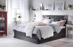 Tips for choosing the best mattress Fall Bedroom, Cozy Bedroom, Dream Bedroom, Bedroom Decor, Decorating Bedrooms, Bedroom Ideas, Neutral Bedrooms, Ikea Home, Best Mattress