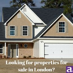 Looking for #PropertiesforSale in London? Create an account on Adslane and get started. It is an ideal destination to find jobs, cars, motorbikes, vans and properties for sale in London.