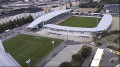 Helsinki Football Stadium