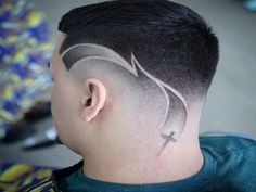 awesome Haircut Designs For Men Check more at https://hairstylesformen.club/haircut-designs-for-men/