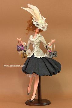 new doll 2015 www.dollatelier.com
