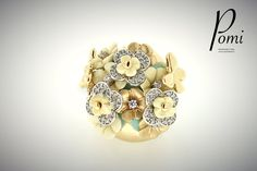 Gold Rings, Silver Jewelry, Stud Earrings, Flowers, Handmade, Hand Made, Silver Jewellery, Stud Earring, Royal Icing Flowers