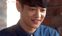 """minho """"Because It's the first time."""""""