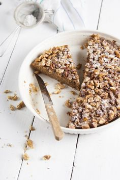 Quinoa Cake #glutenfree #recipe
