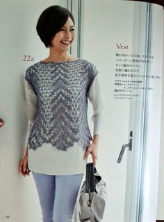 Lets Knit Series № 80400 2014 - 紫苏 - 紫苏的博客