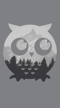 Owl design by Hana Saller