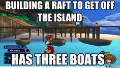 Kingdom Hearts funny!