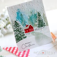 Welcome to the first day of product reveals for our first ever holiday collection. I'm so excited that my favorite crafting season is here again! Christmas Farm, Christmas Cards To Make, Winter Christmas, Handmade Christmas, Holiday Cards, Christmas Crafts, Christmas Ideas, Primitive Christmas, Retro Christmas