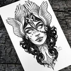 Tattoo Off, Rune Tattoo, Witch Tattoo, Maori Tattoos, Tribal Tattoos, Girl Tattoos, Tattoos For Guys, Viking Tattoos For Men, Rune Viking