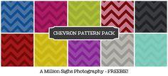 Free Chevron Pattern Pack