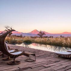 Tierra Atacama in Chile (via @uniquehotels)