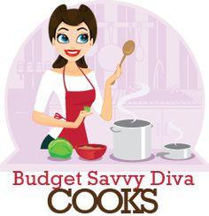 Parmesan Spinach Cakes | Budget Savvy Diva