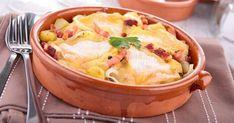 15 tartiflettes gourmandes et variées - Tartiflette au poulet et au parmesan - Cuisine AZ