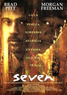 Seven (1995) - Ver Películas Online Gratis - Ver Seven Online Gratis #Seven - http://mwfo.pro/181614