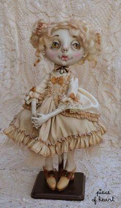 Muñecas de colección hechos a mano.  Masters Feria - sabor artesanal y color.  al teorema -. Abdomen l e hecho a mano.