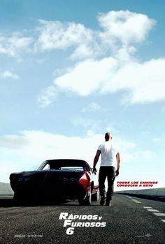 Vin Diesel - Poster