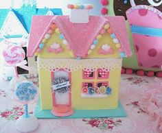 Candy Cottage Collection