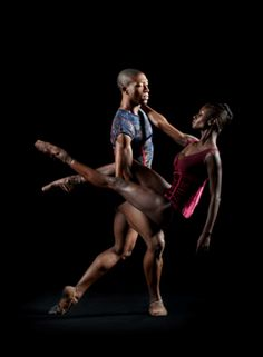 Ashley Murphy and Da'Von Doane, Dance Theatre of Harlem - Ballet, балет, Ballerina, Балерина, Dancer, Danse, Танцуйте, Dancing