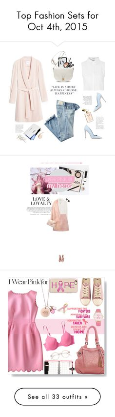 """""""Top Fashion Sets for Oct 4th, 2015"""" by polyvore ❤ liked on Polyvore featuring moda, AG Adriano Goldschmied, Kate Spade, New CID Cosmetics, Glamorous, Dee Keller, Mulberry, Burberry, dusterjacket e Zara"""