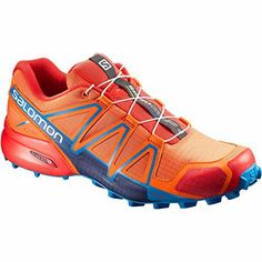 Salomon Wings Pro 2, Chaussures de Running Entrainement Homme: 2017 protection anti-pierres Œillets sans friction Cet article Salomon Wings…