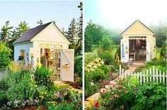 charming potting sheds - Google Search