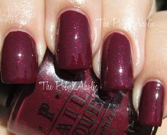 The PolishAholic: OPI Holiday 2011 Muppets Collection Swatches!