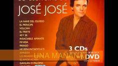 JOSE JOSE - 60 GRANDES EXITOS - ALBUM LO ESENCIAL DE JOSE JOSE - MIX, via YouTube.