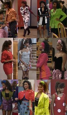 """Lisa, wearing a lot of suits to school.   The Ultimate Guide To """"Saved By The Bell"""" Fashion"""