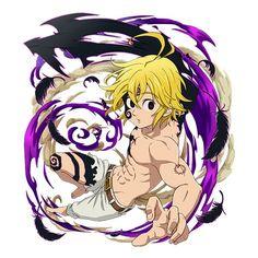 Meliodas - Nanatsu no Taizai ~ DarksideAnime - Anime Boys - Anime Anime Comics, Comic Anime, Hot Anime Guys, I Love Anime, Awesome Anime, Otaku Anime, Manga Anime, Anime Art, Manga Art