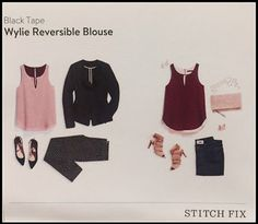 Spring Stitch Fix Review | The Queen In Between