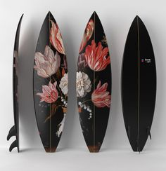 boom-art & UWL combine classic art with modern sports in the new series of surfs designboom Surfboard Painting, Surfboard Art, Surf Design, Snowboard Girl, Sup Yoga, Skateboard Girl, Longboarding, Surf Art, Sports Art