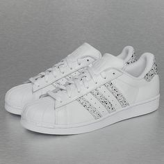 adidas sneaker wit