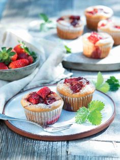 Med, Cheesecake, Food And Drink, Cupcakes, Baking, Bread Making, Patisserie, Cheesecakes, Cupcake