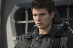 Allegiant>>>>> He looks like he's gonna murder someone>>>>>Yeah, his sister>>>> Really? Was that necessary?