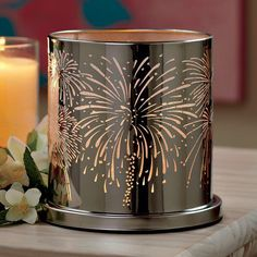 Celebrate your new life together with our beautiful Celebration Candle Holder!  Use this on your Gift Table at your reception -- then at home as a momento of your special day! $45