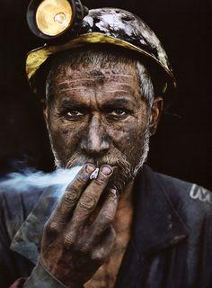 Portraits of Steve McCurry