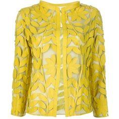 CABAN ROMANTIC 'Tree' jacket - Polyvore