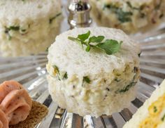 Coronation Chicken Salad Sandwiches