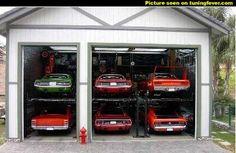 cool garages | World's Most Beautiful GARAGES & Exotics: Insane GARAGE PICTURE THREAD ...
