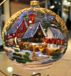 Christmas ornament - Wikipedia, the free encyclopedia