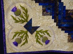 """I continue my journey through my photo folders, this time in no particular order. The """"million pieces"""" quilts always impress me, and here are a couple. Above is """"9 Patch Tastic&#8…"""