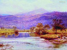 Landscape painting   Painting : Landscape Oil Painting 、Western Art, Landscape Paintings ...