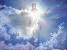 Jesus going to heaven pictures - - Yahoo Image Search Results Real Image Of Jesus, Image Jesus, Cross Pictures, Jesus Pictures, Religious Pictures, Images Ciel, Heaven Pictures, Akiane Kramarik, Spiritual Eyes