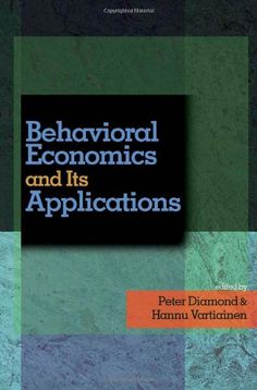 Bestseller Books Online Behavioral Economics and Its Applications  $56.24  - http://www.ebooknetworking.net/books_detail-0691122849.html