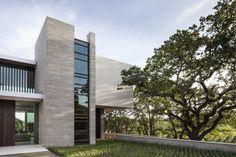 Retrospect Vineyards House von Swatt Miers Architects in Windsor, Kalifornien Contemporary Architecture, Architecture Details, Contemporary Houses, Amazing Architecture, Landscape Architecture, Modern Exterior, Exterior Design, Villa Design, House Design