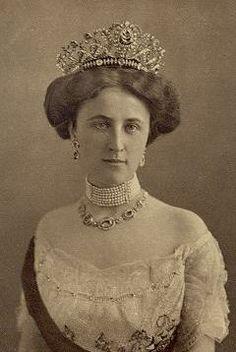Sua Altezza Reale Granduchessa Consorte Feodora di Sassonia-Weimar-Eisenach, nata Sua Altezza Principessa di Sassonia-Meiningen (1890-1972)